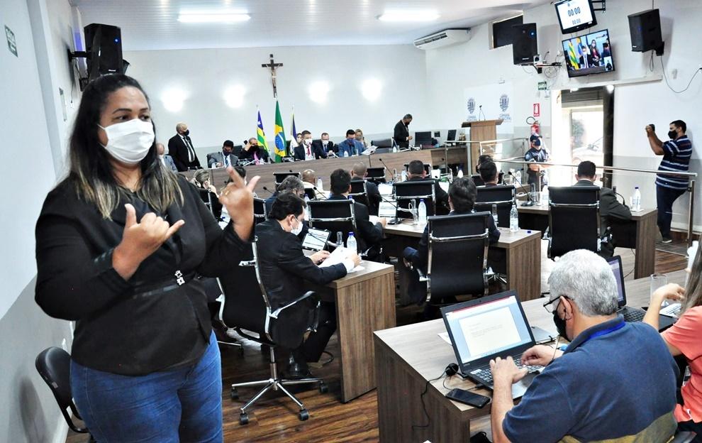Câmara Municipal de Anápolis- Plenário