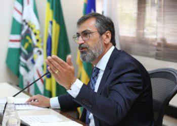 Procurador-geral de Justiça, Aylton Vechi (Foto: divulgação/MP)