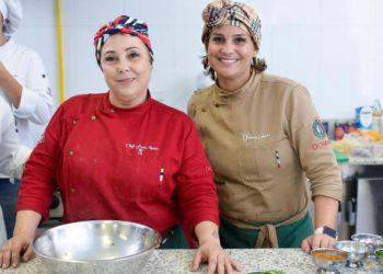 Lana Roriz e Otávia Cabral fazem história na gastronomia de Anápolis