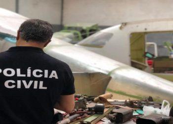 (Foto Divulgação/Polícia Civil)