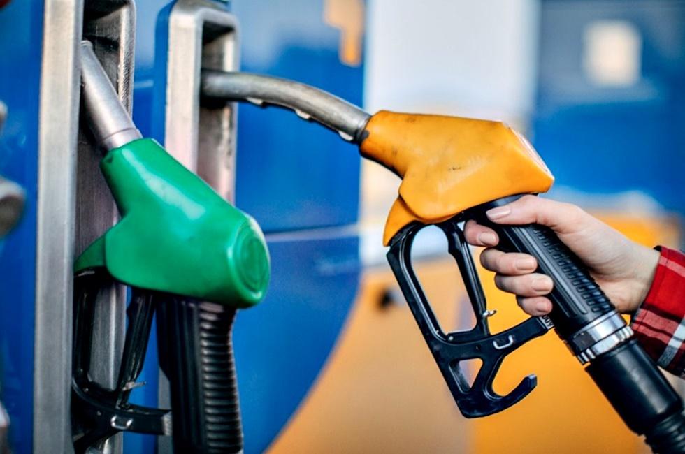 Combustíveis inflação