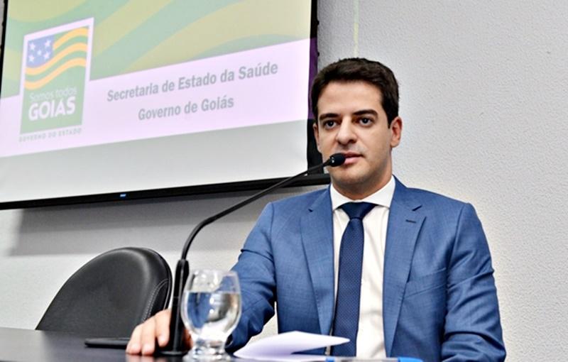 Ismael Alexandrino SES-GO