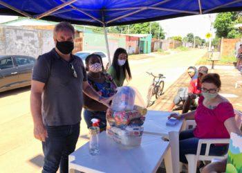 O rotariano Amaury Esberad avalia que o trabalho da entidade tem alcançado resultados positivos no apoio às pessoas necessitadas