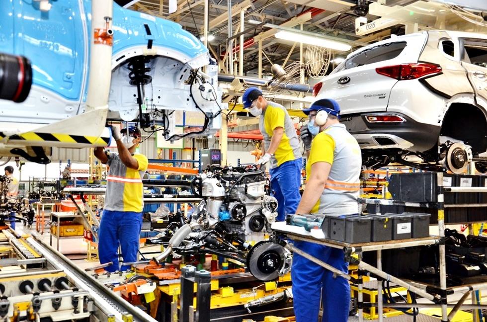 Indústria Goiás