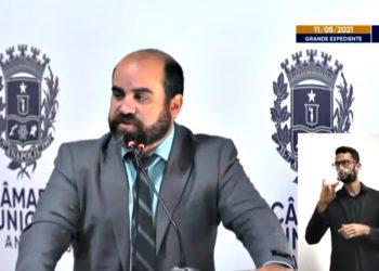 Vereador José Fernandes 2