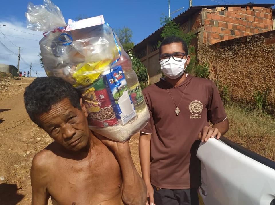 Com seis pontos em Anápolis, projeto Despertar de Oportunidades e Empatia arrecadou 25 toneladas de alimento (Foto: Divulgação)