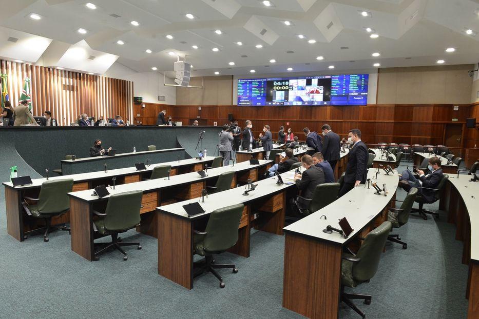 Foram 24 votos favoráveis à adesão ao Regime de Recuperação Fiscal