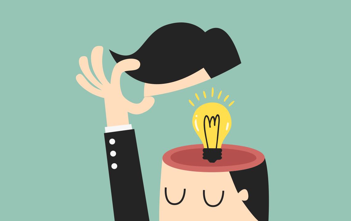 Segundo o neurologista David Eagleman, o cérebro humano é especialista em criar novos caminhos e conexões