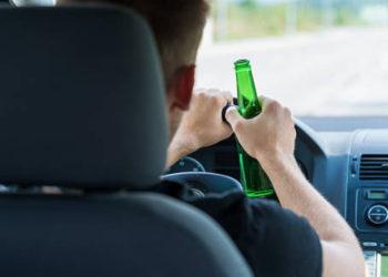 A combinação de bebida e direção nunca é uma boa ideia, nem se for um acadêmico de medicina (Foto: Internet)