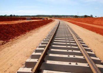 Anapolinos ainda sonham com a Ferrovia Norte-Sul concluída (Foto: Internet)