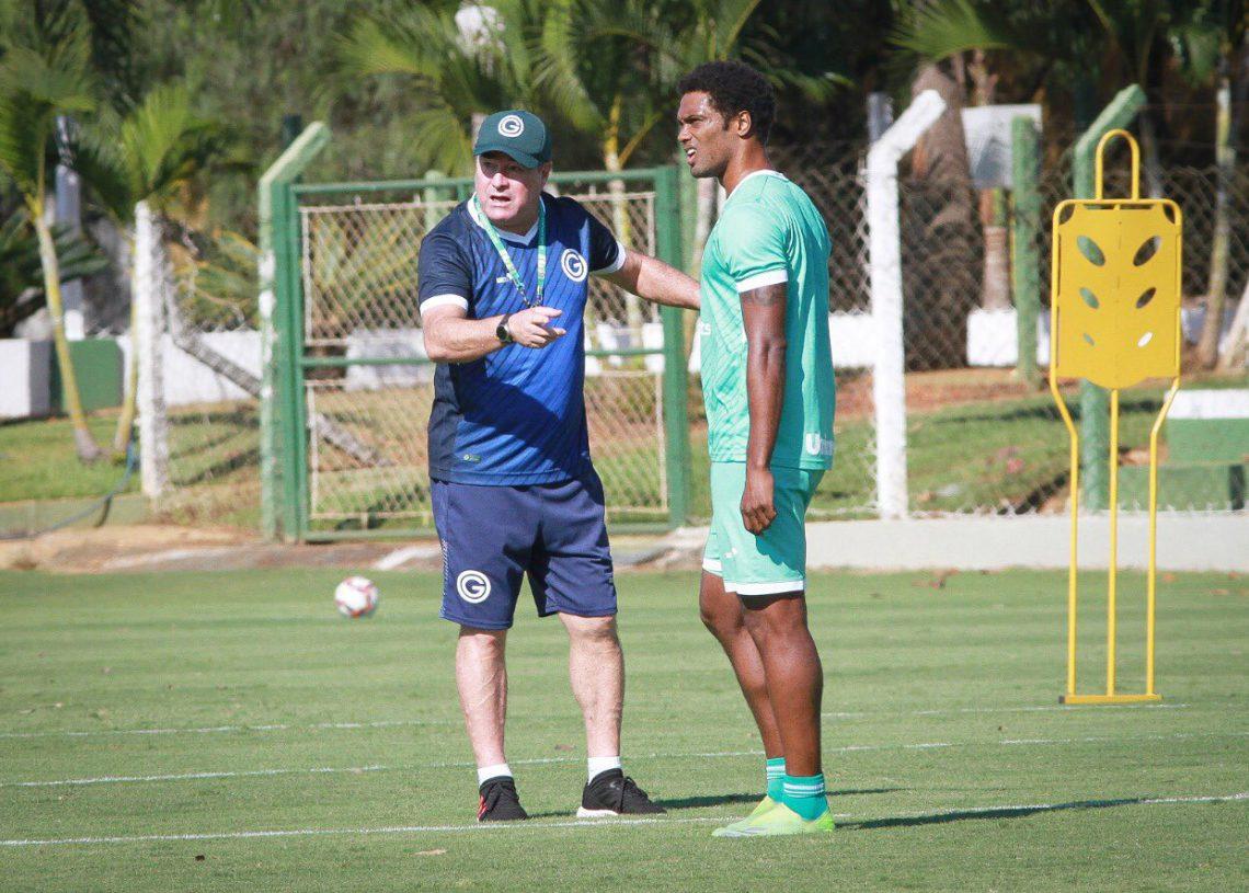 Diante do Cruzeiro, Goiás busca emplacar nova vitória pela Série B (Foto: Comunicação/GEC)