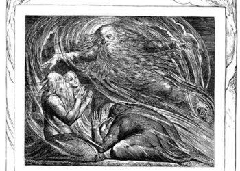 Versões afirmam que Deus respondeu  Jó no meio da tormenta e da tempestade (Imagem: Internet)