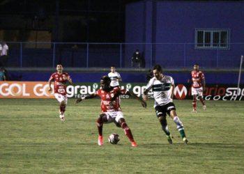 Tigre amargou 2ª derrota seguida na Série B (Foto: Douglas Monteiro/VNFC)