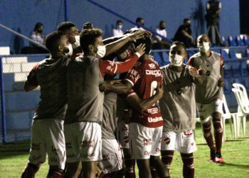 Gol do Vila Nova saiu no início do primeiro tempo. (Foto: Comunicação/VNFC)