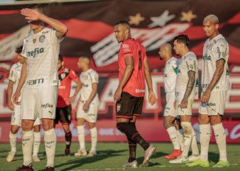 Dragão não foi páreo para o líder Palmeiras (Foto: Comunicação/ACG)