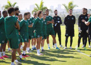 Na última rodada, Goiás perdeu sua invencibilidade em casa na competição (Foto: Comunicação/GEC)