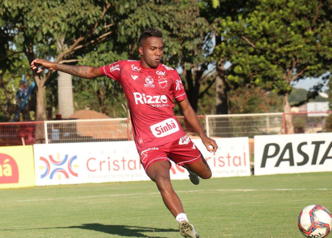 Vila espera emplacar segunda vitória seguida na Série B (Foto: Comunicação/Vila Nova)