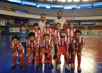 AD Arena na disputa da Copa Goiás durante o primeiro semestre de 2021 (Foto: Comunicação/FGFS)