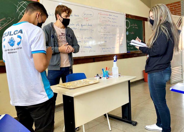 Escola Integral- Foto Seccretaria Eduxação-Goiás