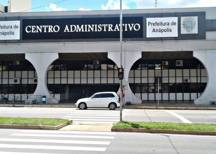 PREFEITURA MUNICIPAL DE ANÁPOLIS