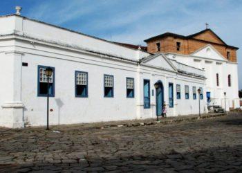 Palácio Conde dos Arcos, na cidade de Goiás