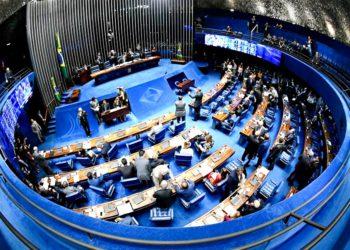 Plenário Senado Reforma Eleitoral