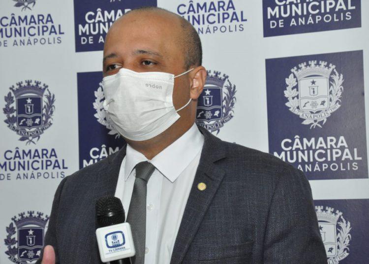 Deputado Vitor Hugo- Foto Ismael Vieira-CMA