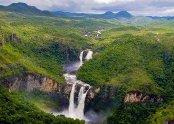 A Chapada dos Veadeiros se tornou um dos destinos preferidos dos turistas em Goiás (Foto: Divulgação)