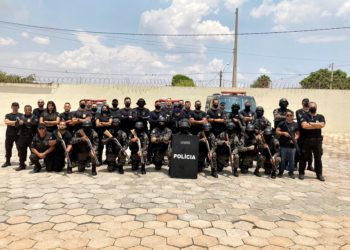 Segurança Pùblica Goiás